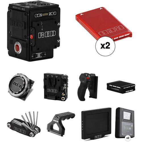 RED DIGITAL CINEMA DSMC2 GEMINI 5K Grab & Go Camera Kit