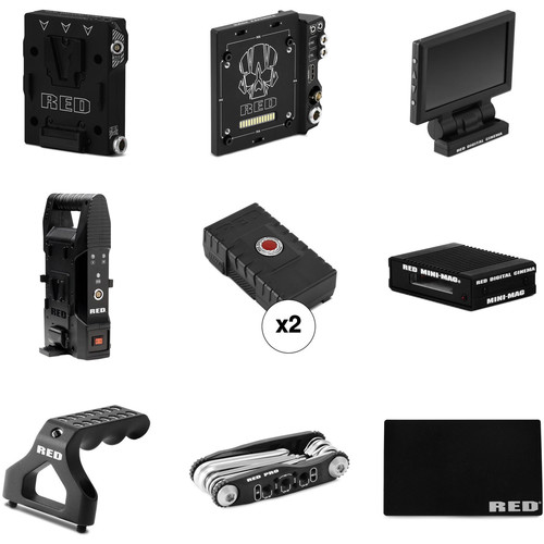 RED DIGITAL CINEMA DSMC2 Base Accessory Package