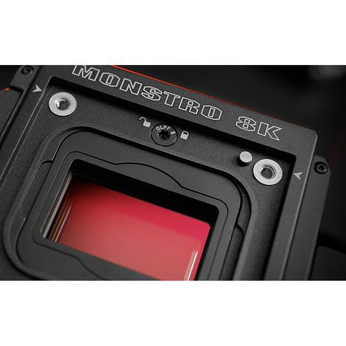 RED DIGITAL CINEMA Weapon Monstro 8K VV Sensor Upgrade Preorder