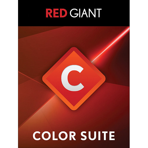 Red Giant Color Suite 11 (Download)