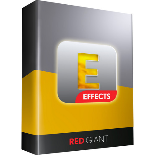 Red Giant Effects Suite Customer Upgrade (Download, Volume License)