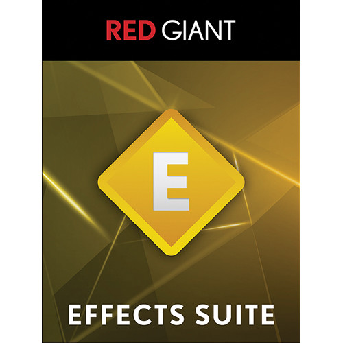 Red Giant Effects Suite Upgrade (Download)
