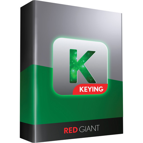 Red Giant Keying Suite 11 Upgrade (Download)
