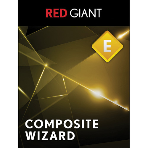 Red Giant Composite Wizard Academic (Download)