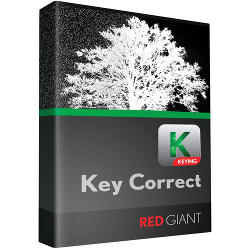 Red Giant Key Correct (Academic, Download)