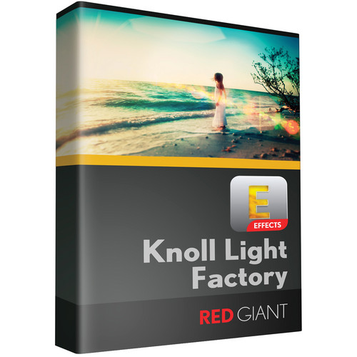 Red Giant Knoll Light Factory Academic (Download)