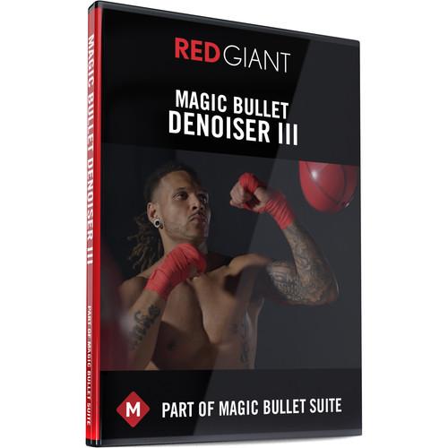 Red Giant Magic Bullet Denoiser III (Academic, Download)