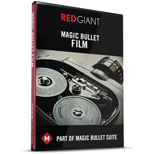Red Giant Magic Bullet Film 1.0 Academic (Download)