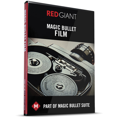 Red Giant Magic Bullet Film 1.0 (Download)