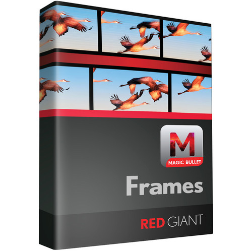 Red Giant Magic Bullet Frames 1.1