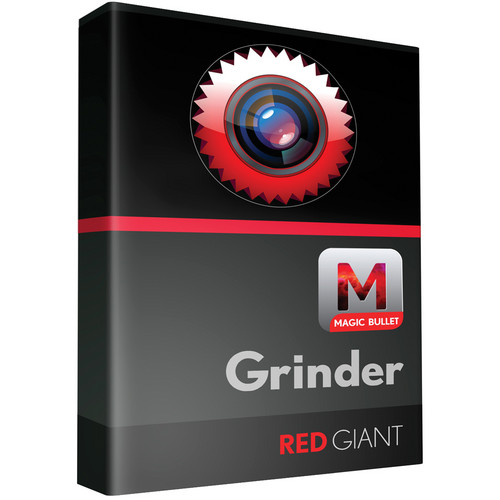Red Giant Magic Bullet Grinder 1.5 (Academic Pricing)