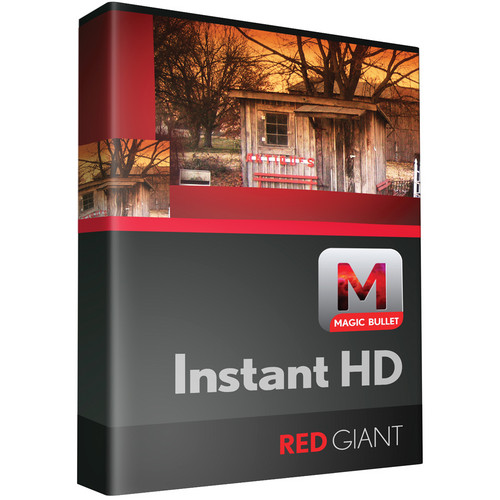 Red Giant Magic Bullet Instant HD 1.2 (Academic Pricing)