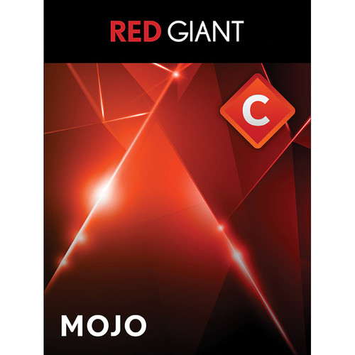 Red Giant Mojo 1.2 Plugin (Download, Academic Pricing)