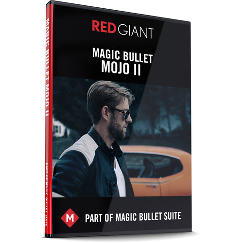 Red Giant Magic Bullet Mojo II Upgrade (Download)