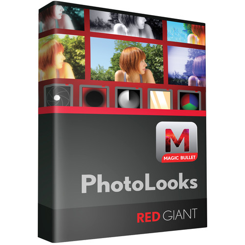 Red Giant Magic Bullet PhotoLooks 2.0 (Academic Pricing)