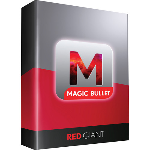 Red Giant Magic Bullet Suite 11.4.3 (Academic Pricing)