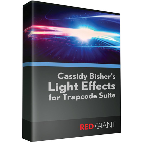Red Giant Light Effects for Trapcode Suite (Download)