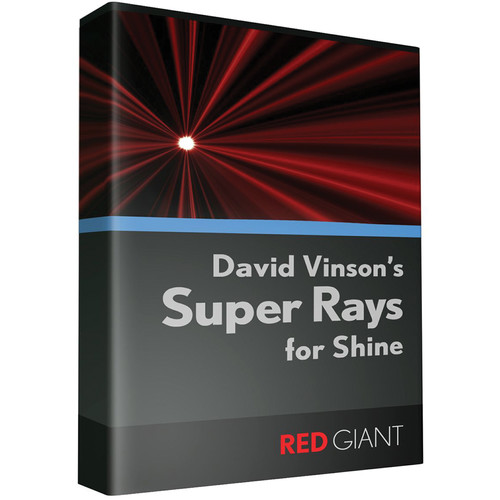 Red Giant Ray Effects for Trapcode Shine (Download)