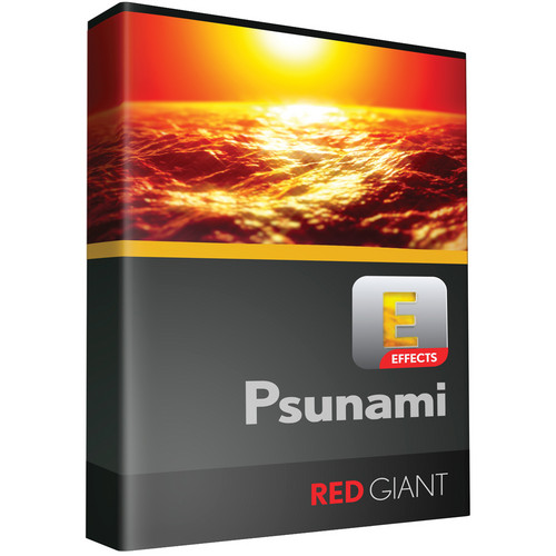 Red Giant Psunami Academic (Download)