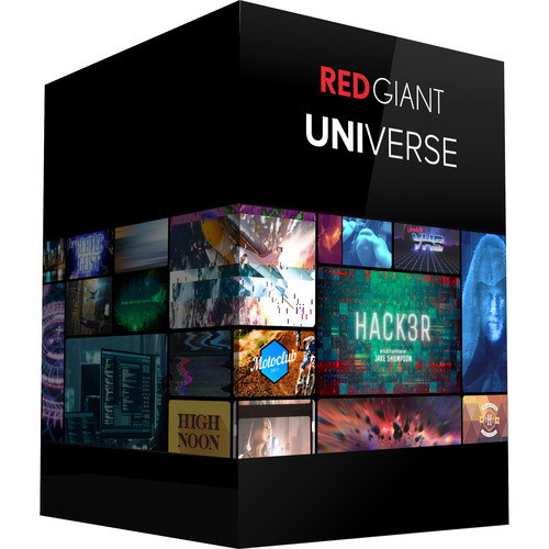 Red Giant Universe (1-Year Subscription, Download)