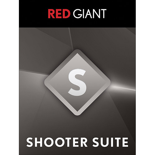 Red Giant Shooter Suite (Upgrade, Download)