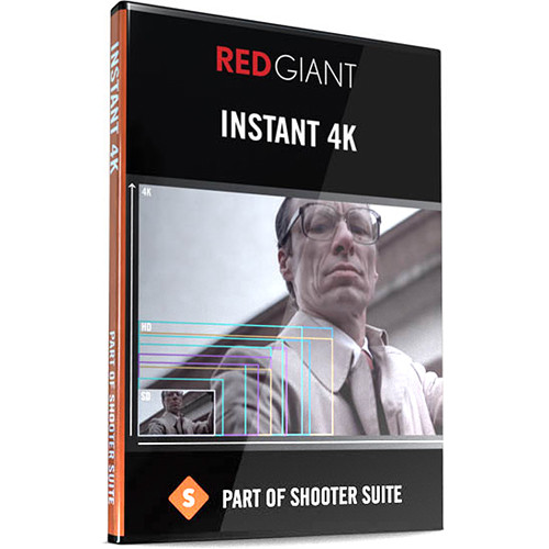 Red Giant Instant HD Plug-In (Download)