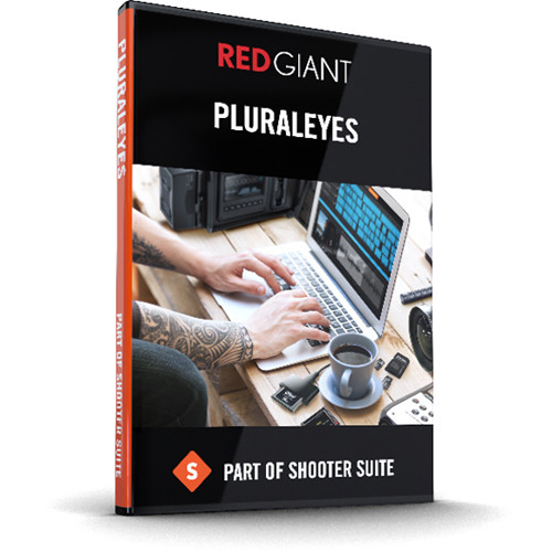 Red Giant PluralEyes 4 - Academic (Download)