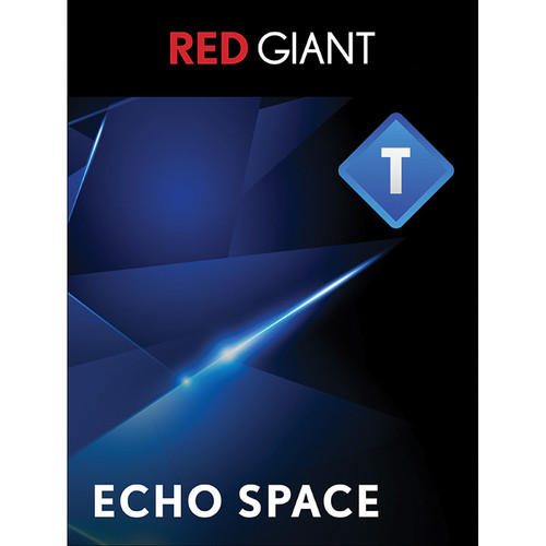 Red Giant Trapcode Echospace - Academic (Download)
