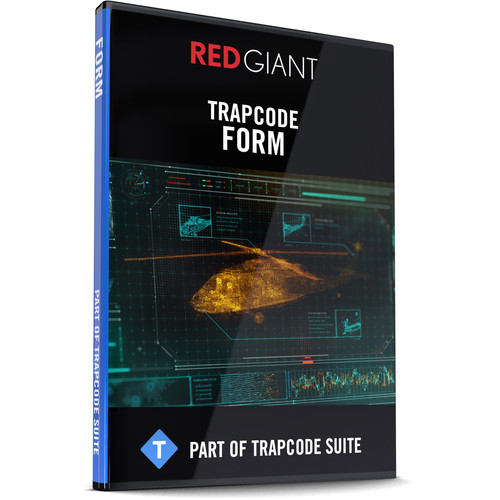 Red Giant Trapcode Form 3 -  Academic (Download)