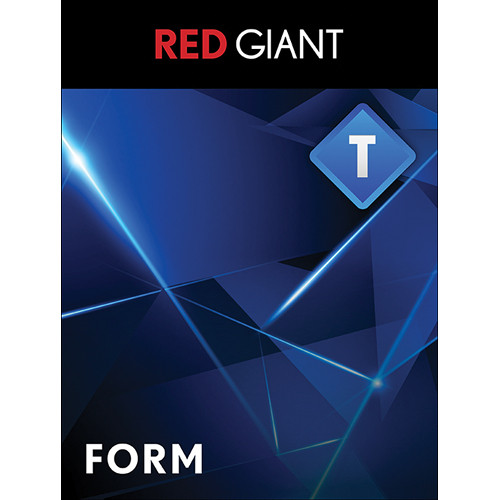 Red Giant Trapcode Form 3 - Upgrade (Download)