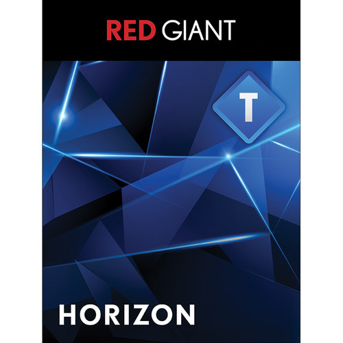 Red Giant Trapcode Horizon - Academic (Download)