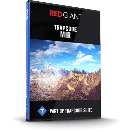 Red Giant Trapcode Mir 2.0 - Upgrade (Download)