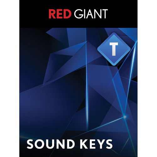 Red Giant Trapcode Sound Keys - Academic (Download)