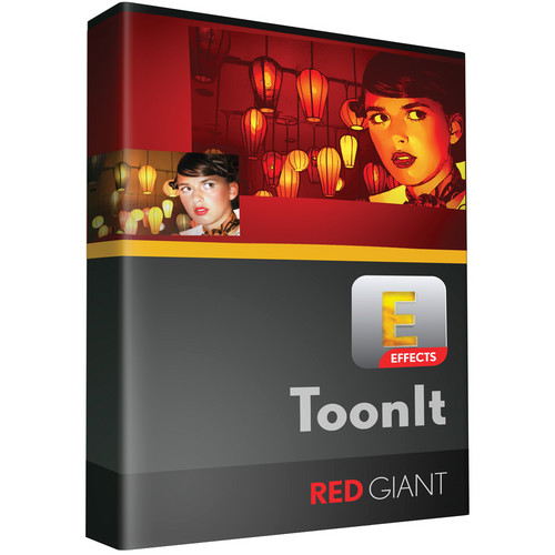 Red Giant ToonIt - Academic (Download)