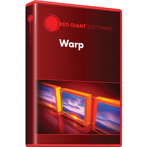 Red Giant Warp - Academic (Download)