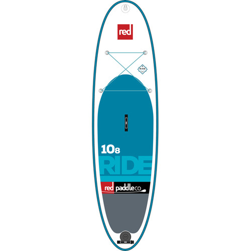 "Red Paddle Ride MSL 10' 8"" Inflatable Stand-Up Paddleboard"
