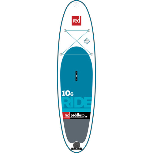 "Red Paddle Ride MSL 10' 6"" Inflatable Stand-Up Paddleboard"