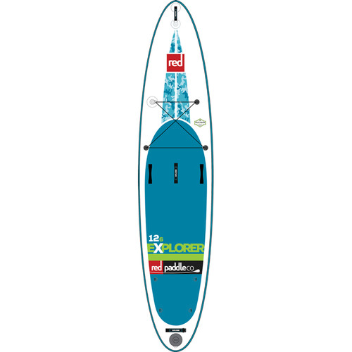 "Red Paddle Explorer 12' 6"" Inflatable Stand-Up Paddleboard"
