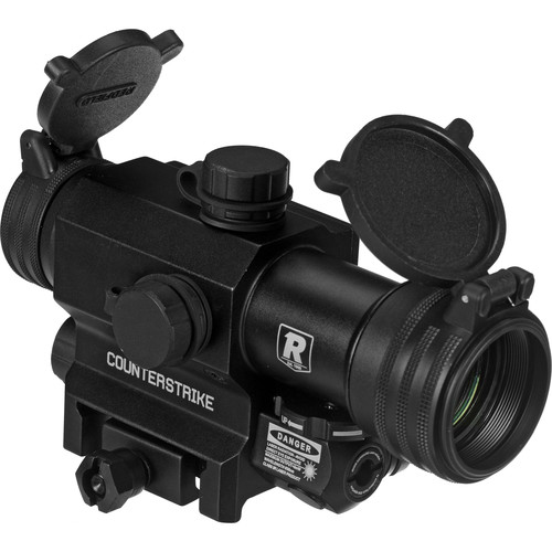 Redfield Counterstrike 4 MOA Red/Green Dot Sight