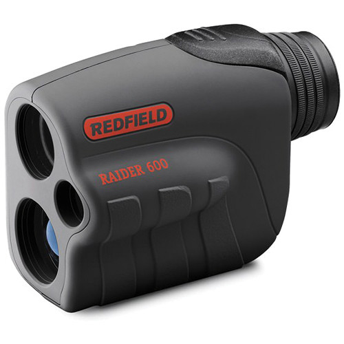 Redfield Raider 600 Laser Rangefinder (Black)