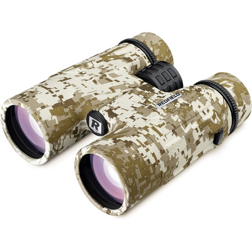 Redfield 10x42 Battlefield Tactical Binoculars (Digital Desert Camo)
