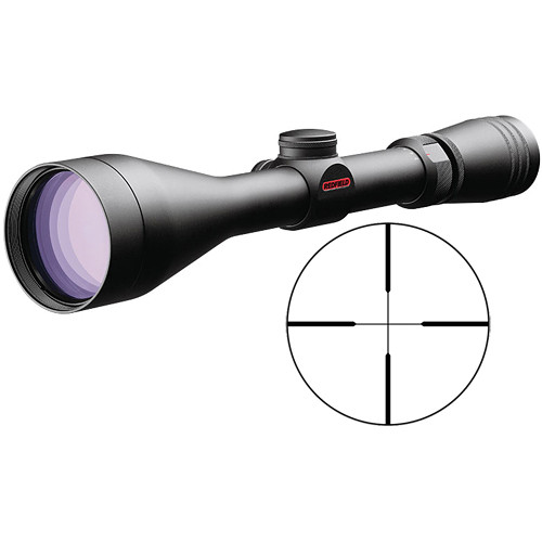 Redfield 3-9x50 Revolution Riflescope (4-Plex Reticle)