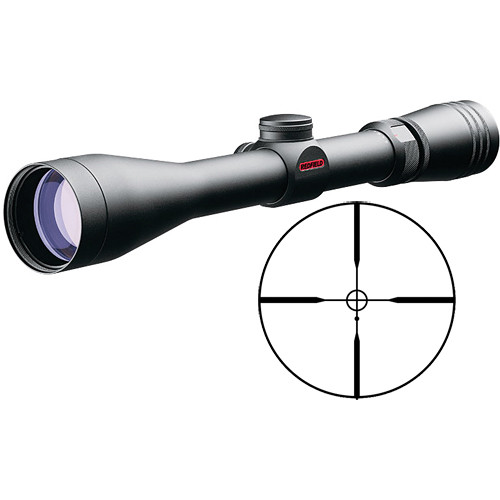 Redfield 4-12x40 Revolution Riflescope (Accu-Range)