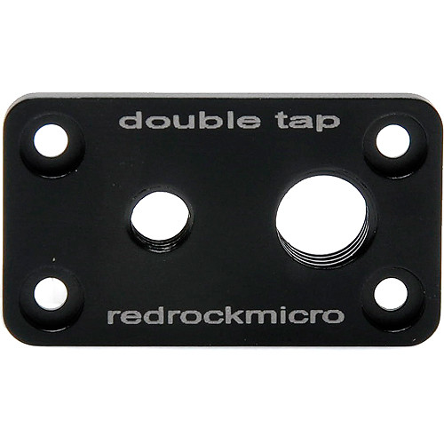 Redrock Micro Double-Tap Replacement Plate for Canon C300