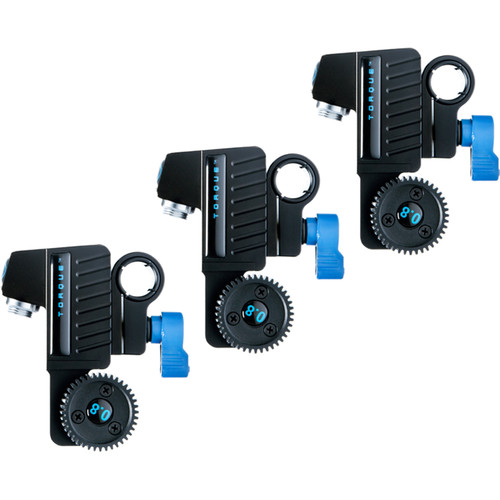 Redrock Micro Torque Motor for MoVI Pro FIZ Lens Control (0.8 Gear Pitch, 3-Pack)