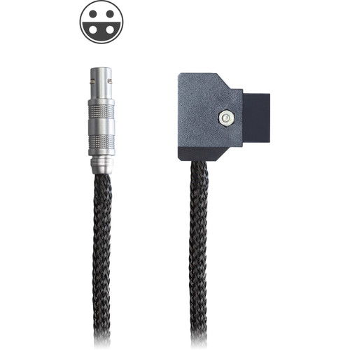 """Redrock Micro Eclipse to D-Tap Power Input Cable (24"""")"""