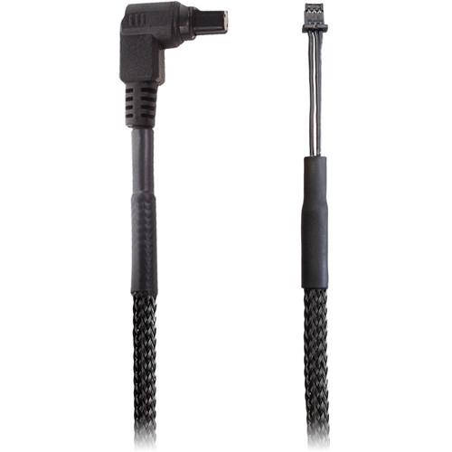 """Redrock Micro mini Control Port Run/Stop Cable - Canon DSLR (12"""")"""