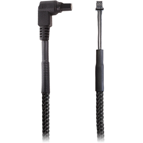 "Redrock Micro mini Control Port Run/Stop Cable - 2.5mm LANC (12"")"