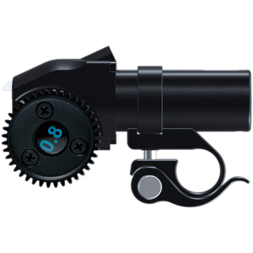 Redrock Micro SLS Ultra-Compact Lens Control Motor, 7-Pin Digital Motor Cable