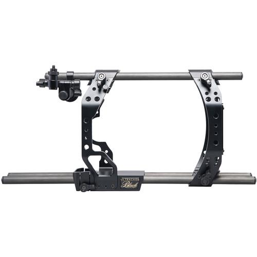 Redrock Micro ultraCage Black Studio Rig for Canon Cinema EOS C100/C300 MKII Cameras